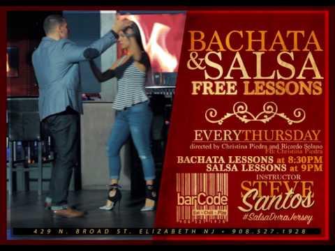 Free Salsa Lessons Thursdays - BarCode NJ