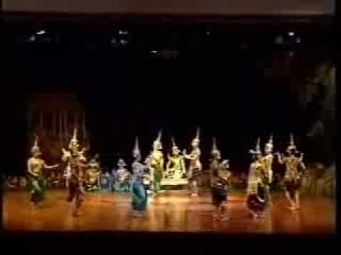 The Royal Ballet of Cambodia Part 7.wmv