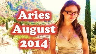 ARIES AUGUST 2014 with Astrolada
