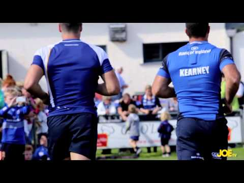 Rob Kearney - Physical Strength & Training