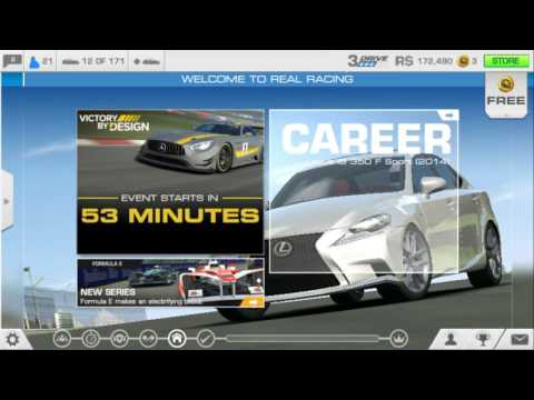 Real Racing 3 Part 2/ No Space Available