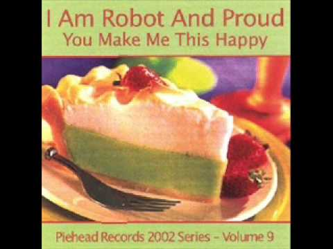 I am Robot and Proud - Printed Circuit: Robophonic mp3