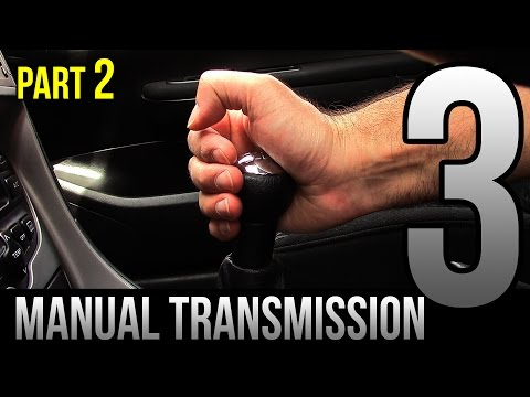 3 Tips for New Drivers - Manual Transmission - Part 2