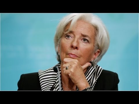 Lagarde: We must make sure everyone benefits from globalization