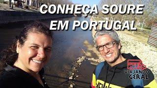Conheça Soure, Portugal, cidade medieval e muralhas do Rio Mondego, Coimbra. Dicas Viajando Geral