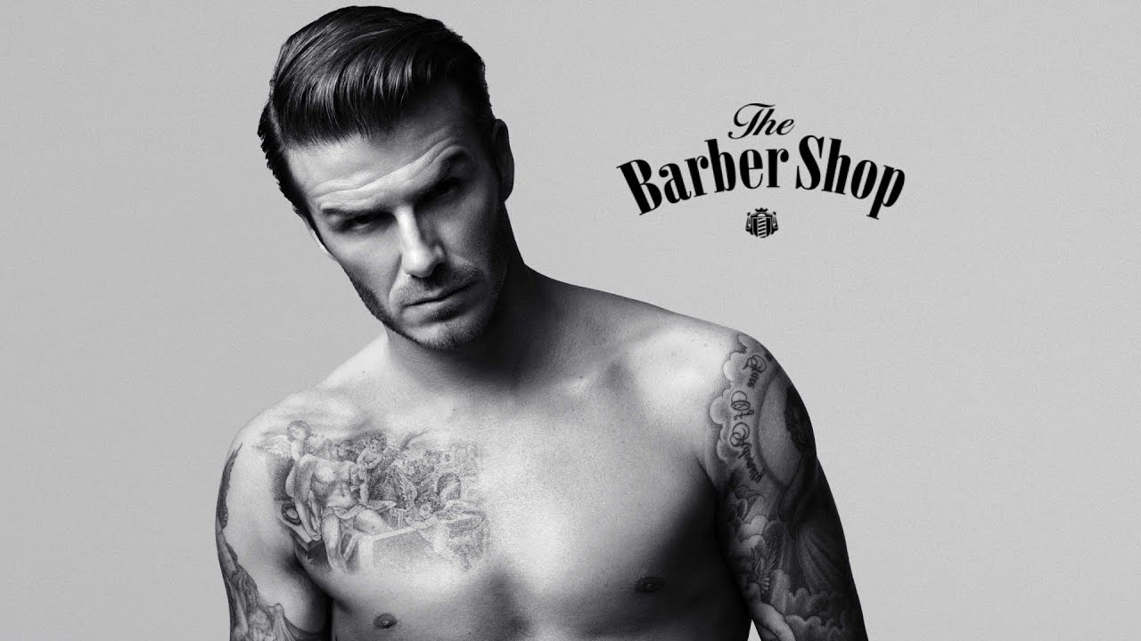 How To Get David Beckhams New Haircut Esquire YouTube - David beckham hairstyle hd photos