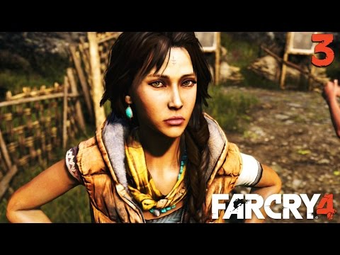 FAR CRY 4 - Walkthrough Part 3 - The Wolves Den