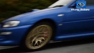 Subaru Impreza 22B vs Mitsubishi Evo TME