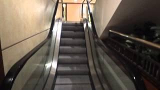 Otis & O&K Escalators @ Hilton Hotel. Portland, OR