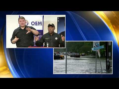 FOX 5 LIVE (8/28): Harvey slams Texas; DC officials on new metro line; 54 years of MLK speech