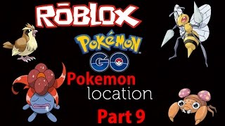 Roblox Pokemon Go Update (City) Pokemons Rentals (68-71 Pokemons) Part 9 Kertrud's World