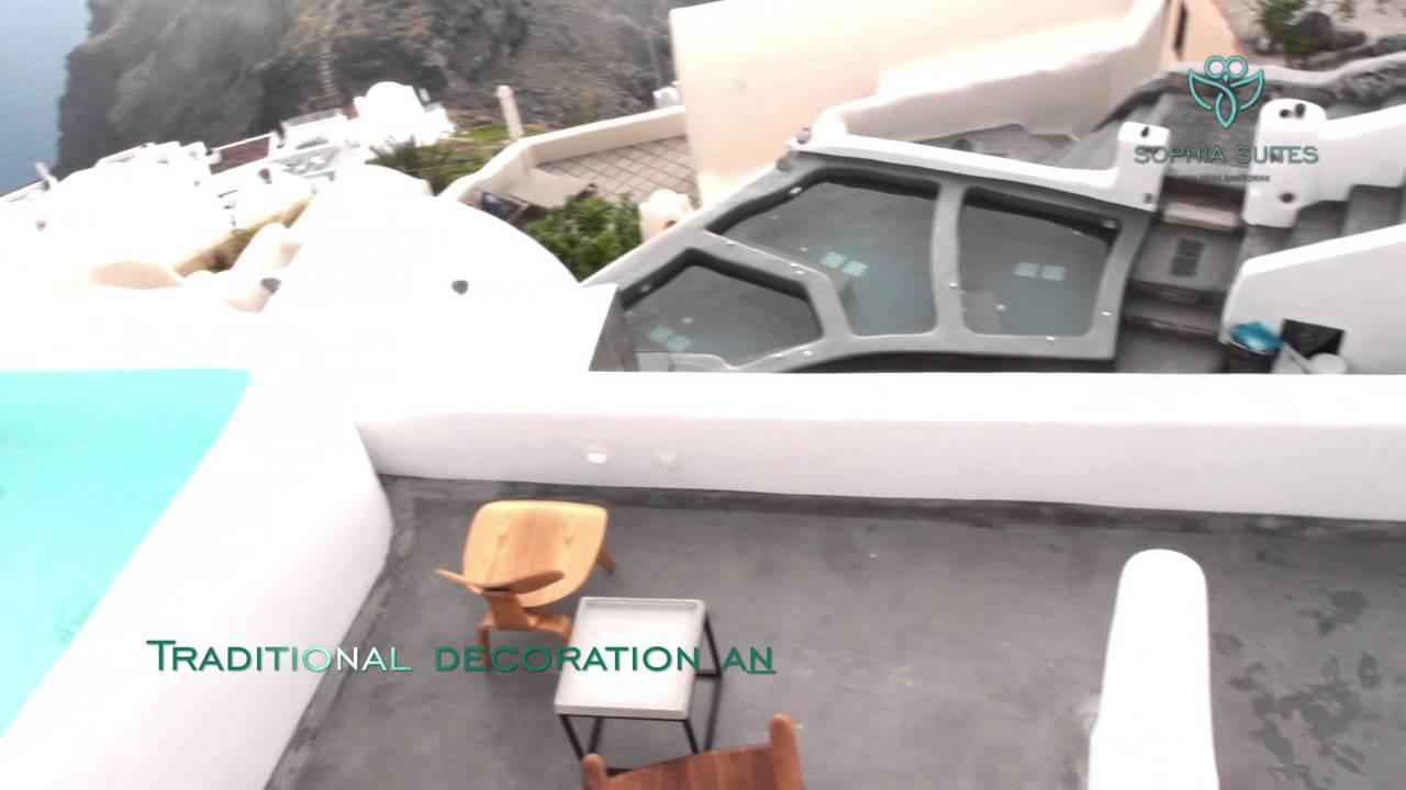 Sophia Suites Santorini : Sophia luxury suites santorini aroma and aurora cave suites