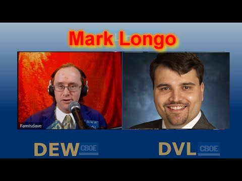 DL Show #21 Mark Longo  #Options Insider  #Options Alliance#