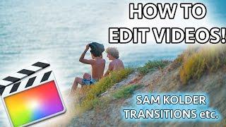 MY SECRET TO EDITING VIDEOS REVEALED!!