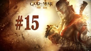 God Of War Ascension Gameplay ITA Walkthrough Parte 15 - La Sfida di Archimede