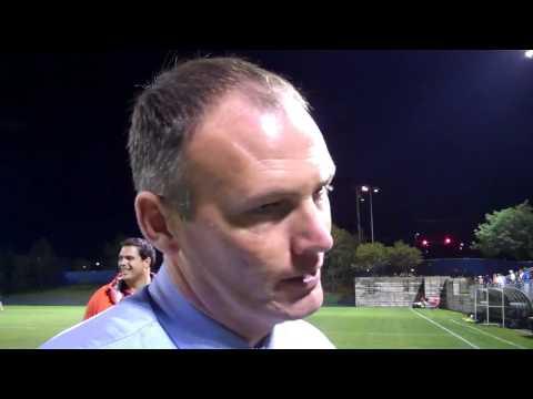Head Coach Ian McIntyre & Skylar Thomas Comment on Win over Canisius - Syracuse Men's Soccer
