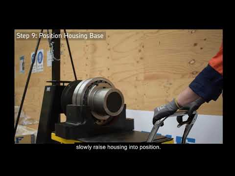 SKF Conveyor Housing Assembly  SDVD 3144