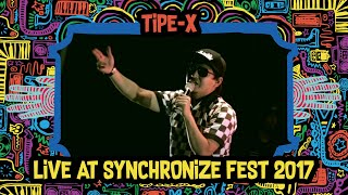 Download lagu Tipe-X live at SynchronizeFest - 6 Oktober 2017