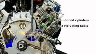 Generac Overhead Valve Industrial (OHVI) Engine