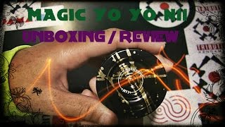 Magic N11 Yoyo Unboxing/Review