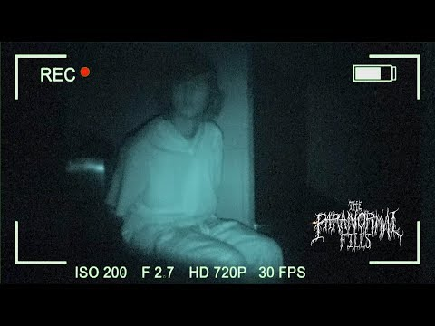 Spending Time Handcuffed & Alone In A Scary Dark Haunted Jail | THE PARANORMAL FILES