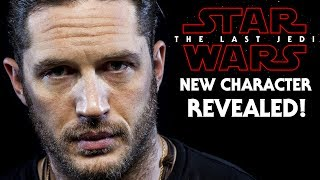 Star Wars The Last Jedi New Character Revealed! Vilmer SPOILERS