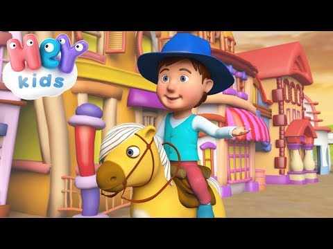 Yankee Doodle song for kids + Karaoke with lyrics