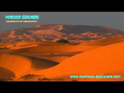 Sahara Desert and Erg Chebbi Morocco tour