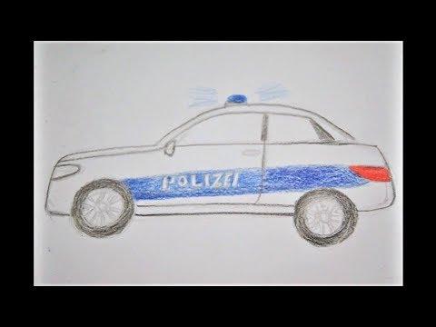 Polizei Auto Für Kinder