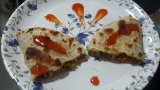 Veg Maxican Tacos / Bean Tacos / Step by Step Recipe /homemade/ by Bhoomi