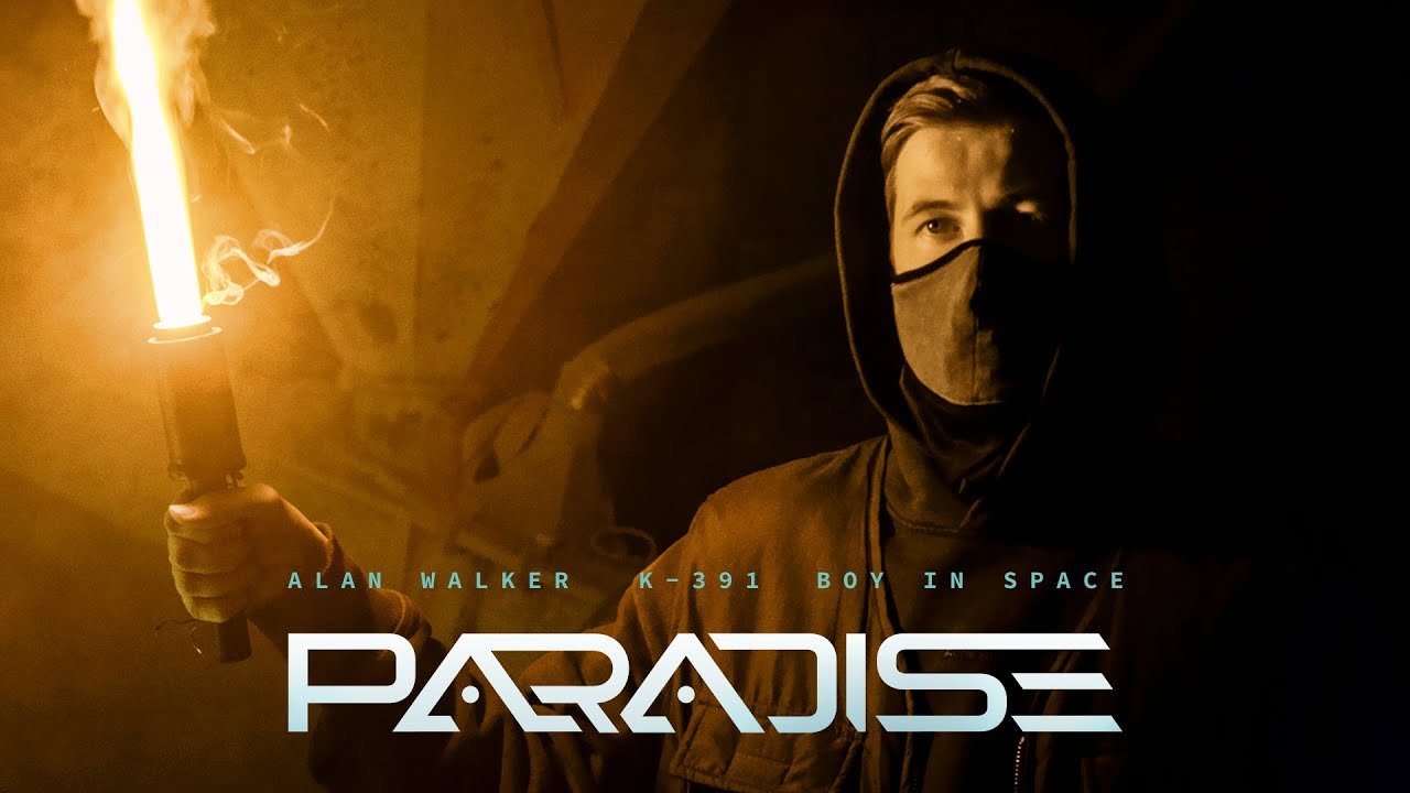 Download Alan Walker,  K-391, Boy in Space - Paradise (Official Music Video)