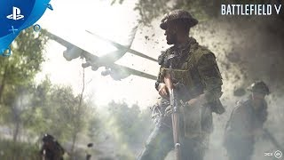 Battlefield V - Launch Trailer | PS4