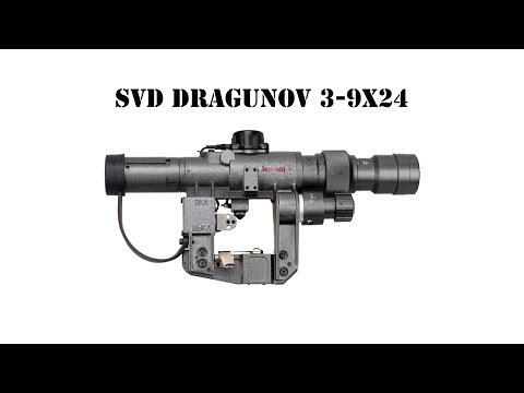 How to use Vector Optics SVD Scope on Dragunov or AK Sniper