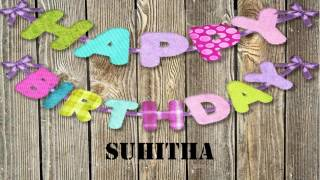 Suhitha   Wishes & Mensajes