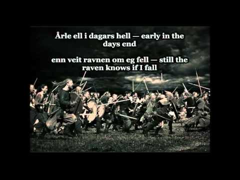 Wardruna - Helvegen (lyrics)