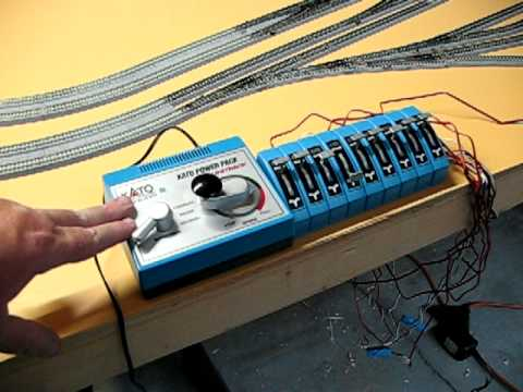 New N-Scale Train Layout From Start to Finish – Part 5