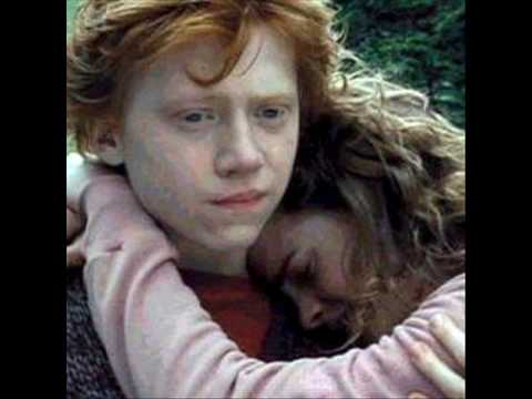 Ron Weasley and Hermio... Rupert Grint