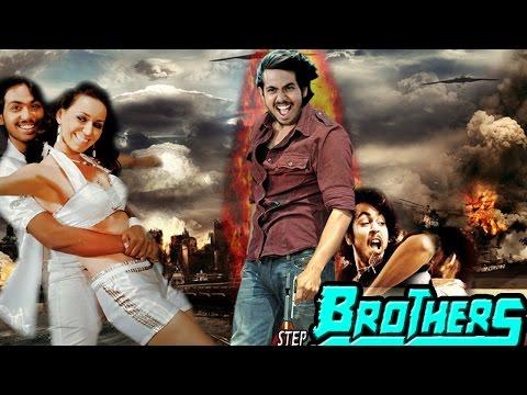 Step Brothers - Dubbed Hindi Movies 2016 Full Movie HD l Ram Teja, Bhanu Chander, Anupoorava.