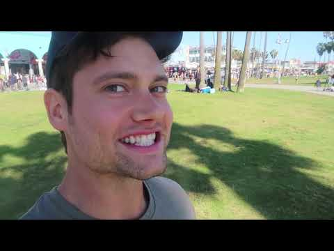 How to Pick Up Girls at Coachella (Curls for a Kiss) | Connor Murphy