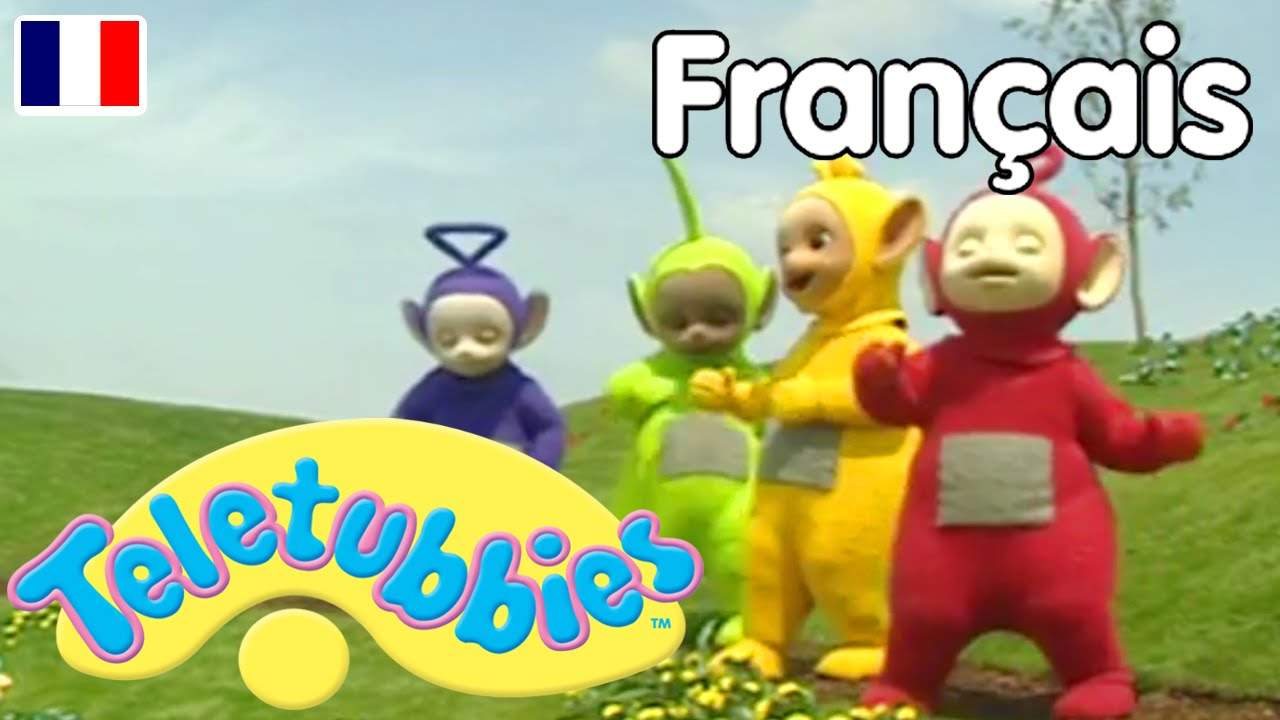 les teletubbies sautant saison 1 pisode 22 youtube. Black Bedroom Furniture Sets. Home Design Ideas