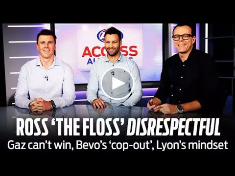 Ross 'the floss' was disrespectful: Access All Areas | Round 11, 2018 | AFL