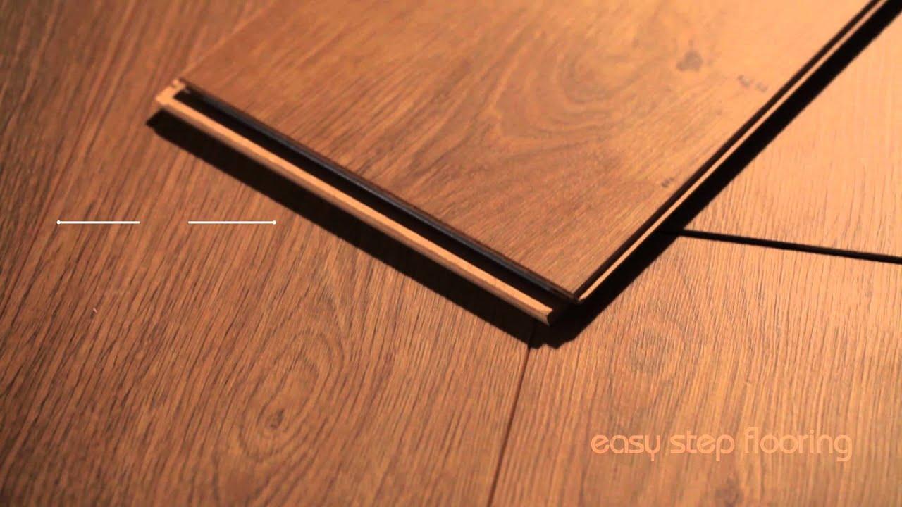 14 Laminate Milano Oak Easystep Flooring