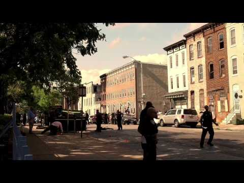 Breaking Point| Baltimore's 200th Homicide Scene Erupts in Anger