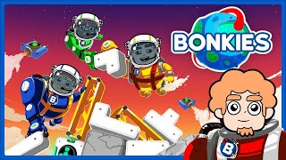 It's Overcooked meets Tetris — and with monkeys, in space! What's not to love?