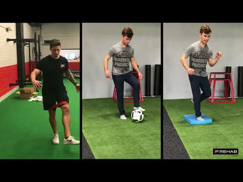 Soccer Specific Ankle Prehab