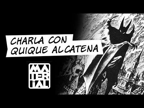 Entrevista a Quique Alcatena - Material 2017