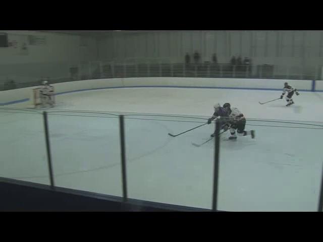 Acton Boxborough Varsity Boys Hockey vs Brockton 12/17/14
