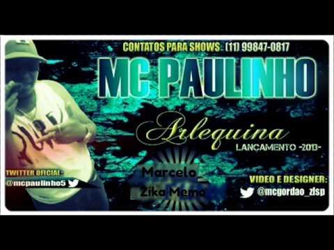 Mc Paulinho Alerquina Lançamento 2014