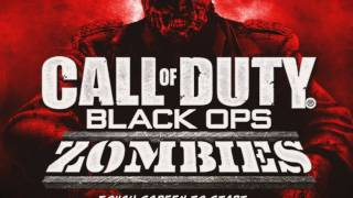Call of Duty: Black Ops Zombies - iPad 2 - Walkthrough - Tutorial - Part 1