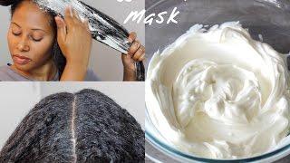 Butter Hair Mask???
